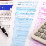 Los libros de registro: IVA