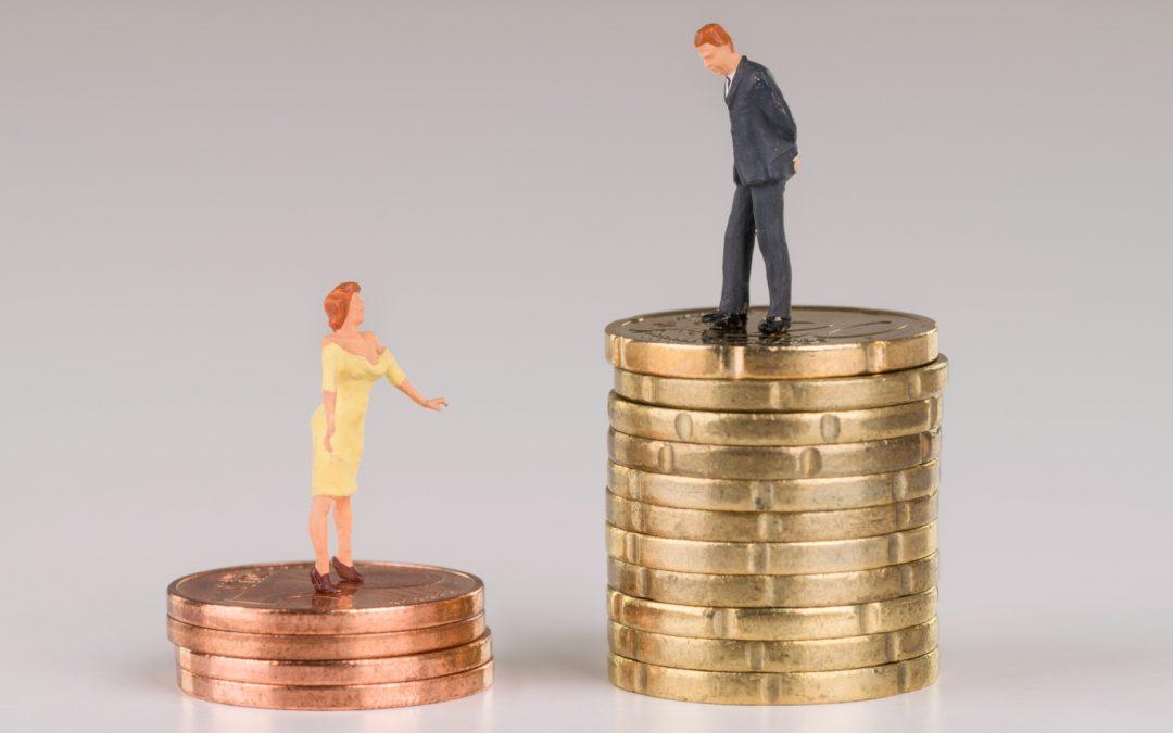 ¿Porqué solo el 25% de los convenios tiene igualdad salarial?