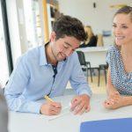 ¿Cómo funcionan los contratos a tiempo parcial en verano?