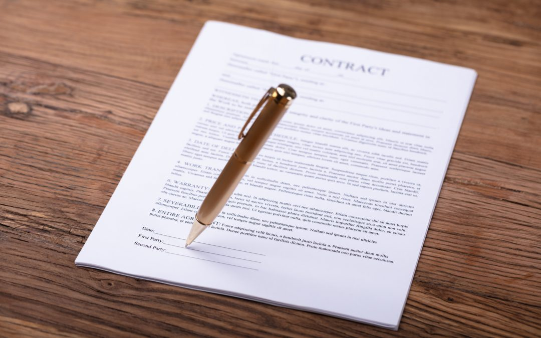 ¿Qué cláusulas pueden utilizarse en un contrato de trabajo?