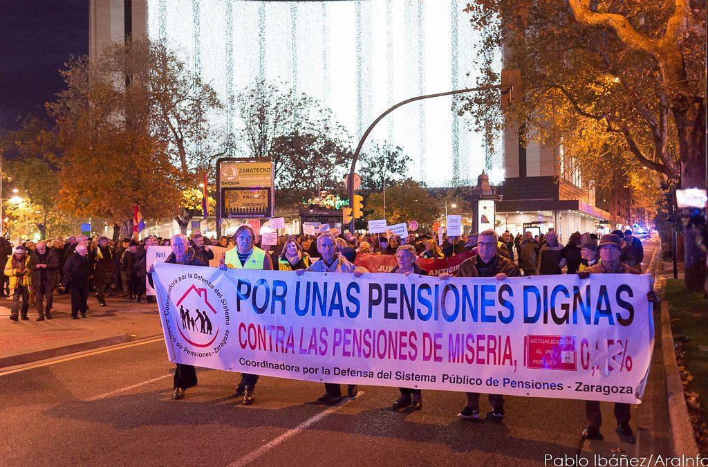 ¿Qué está ocurriendo con las pensiones en España?
