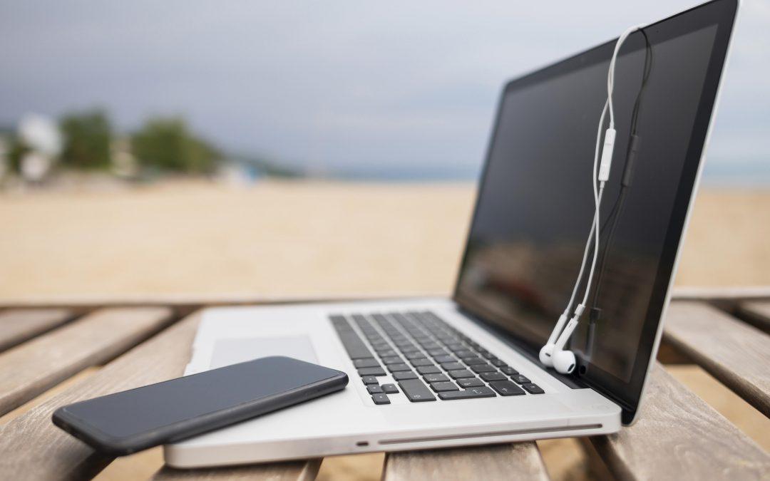 ¿Por qué es importante desconectar durante las vacaciones?